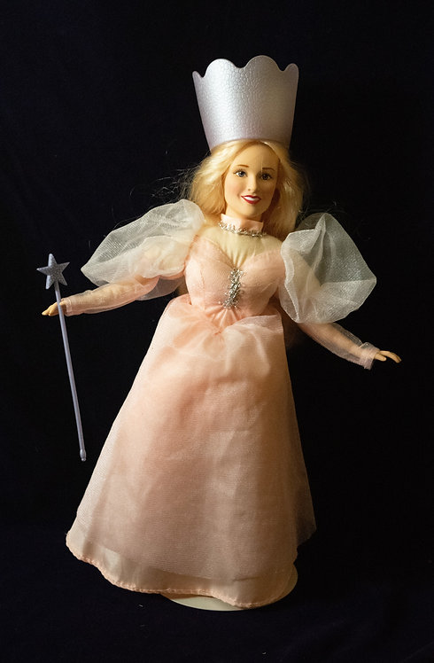 Wizard of Oz Good Witch Glinda Doll
