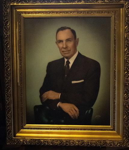 Harold Dugdale Portrait