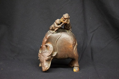 Carabao Sculpture from the Philippines