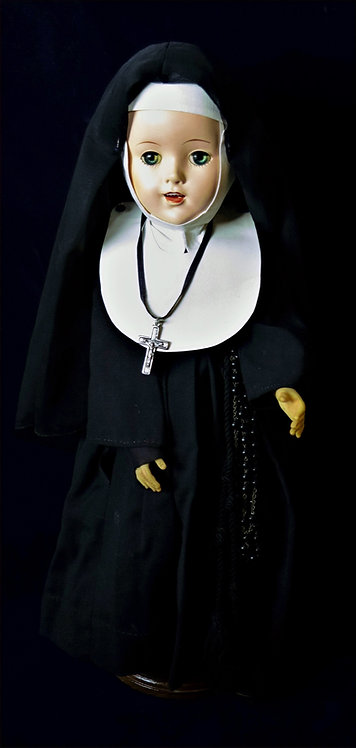 Mother Superior Doll