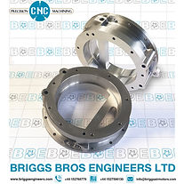 CNC machined part for Aerospace Industry