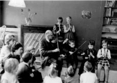 Musikstund