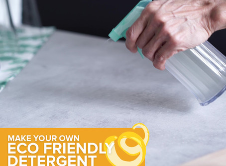 Make Your Own - Eco Friendly Detergent