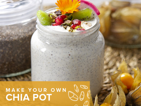 Make Your Own Plant-Based – Chia Pot