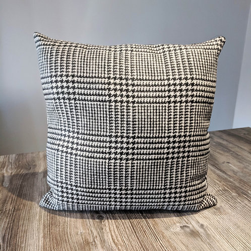 Prince of Wales Check UK Designer Cushions