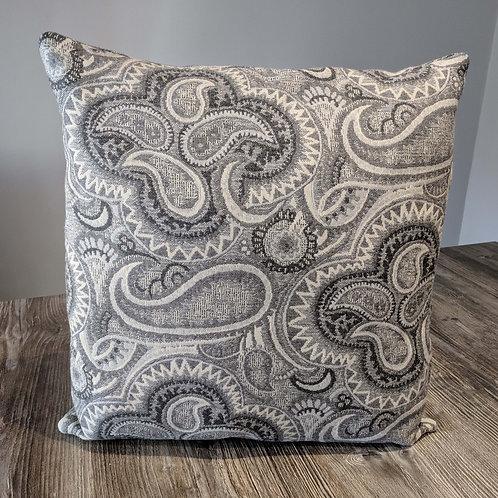 Grey designer cushions