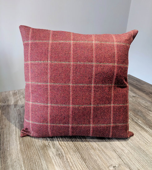 British Wool Cushion