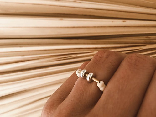 Chic Coco Ring