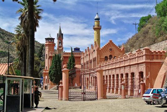 Castillo de la Glorieta - Sucre
