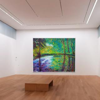D'après l'étang à Montgeron de Claude Monet - Ebauche 8b - Musée Gertsch.jpg