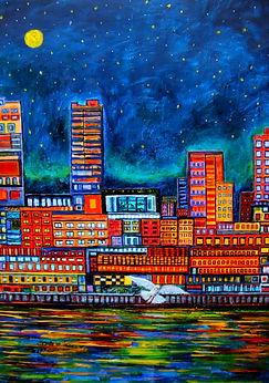 City Night Color 11def-Avec accentuation