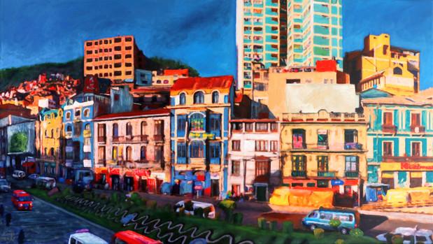 La Paz - La Perez I - CS5921 - 101 x 57
