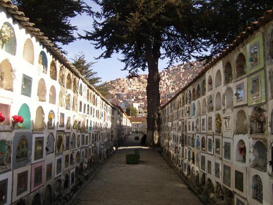 el Cimenterio Central