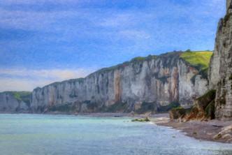 Les falaises normandes HDR.jpg