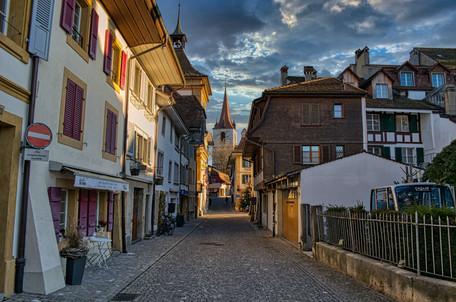 Street of Morat HDR.jpg