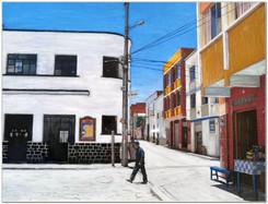 Rue de Copacabana - Bolivia