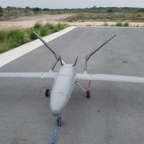 Monitor Runway Mexico