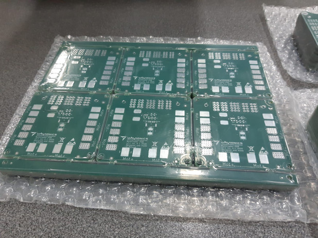 Saxon Inspector In-House designed PCB's