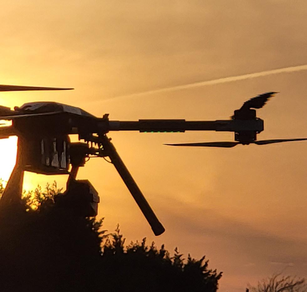 Saxon Inspector UAV