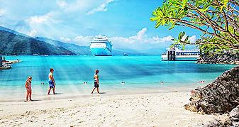 Royal Caribbean Cruise Port, Labadee Haiti