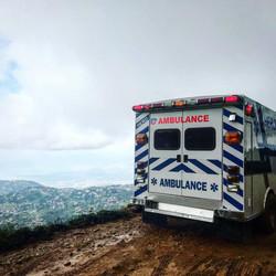 hero air ambulance haiti