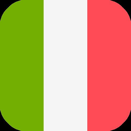 Italian Beginners (mid-April)