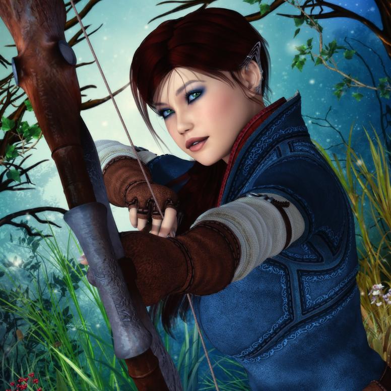 Ranger Of The Woodlands