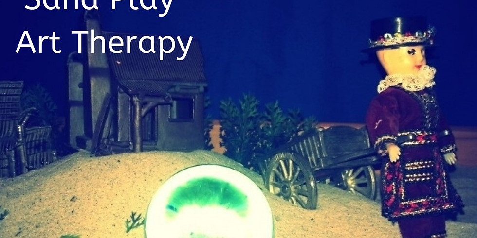 Sand Play Therapy Art Therapy a Gestalt approach
