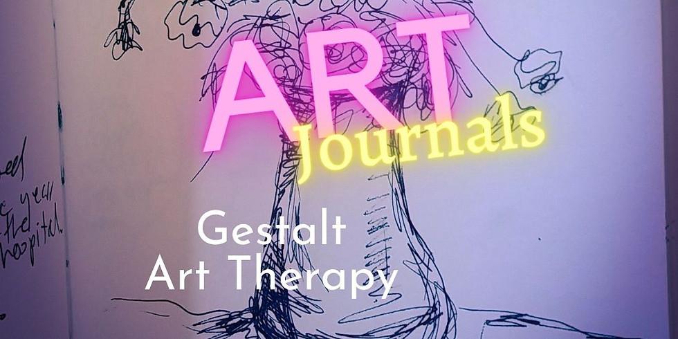 Art Journals  Art Therapy a Gestalt approach