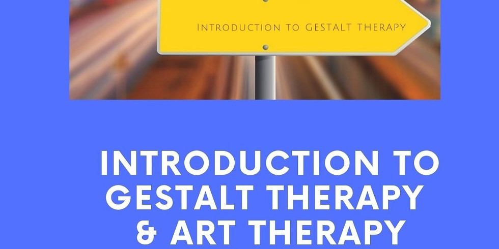 Introduction to Gestalt Therapy- Art Therapy