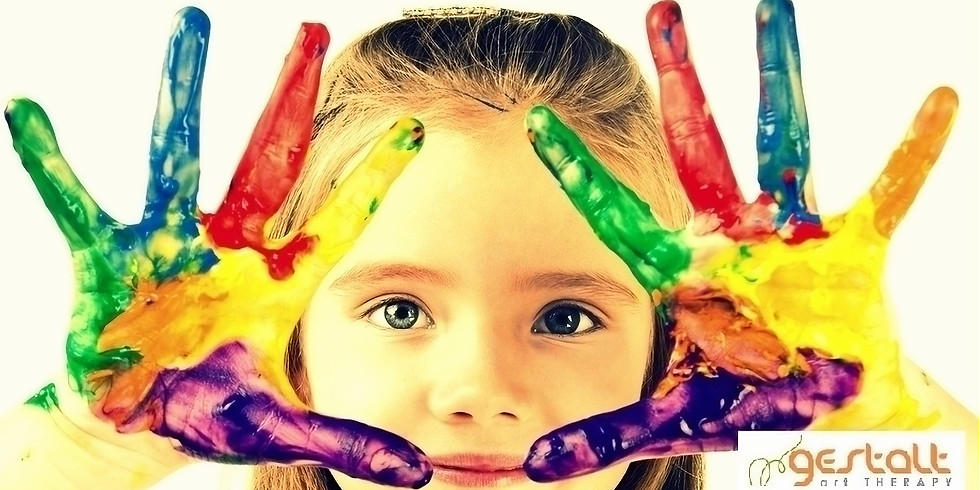 Working with Children Art Therapy
