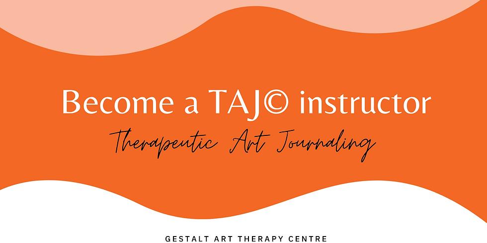 TAJ© Therapeutic Art Journaling Instructor