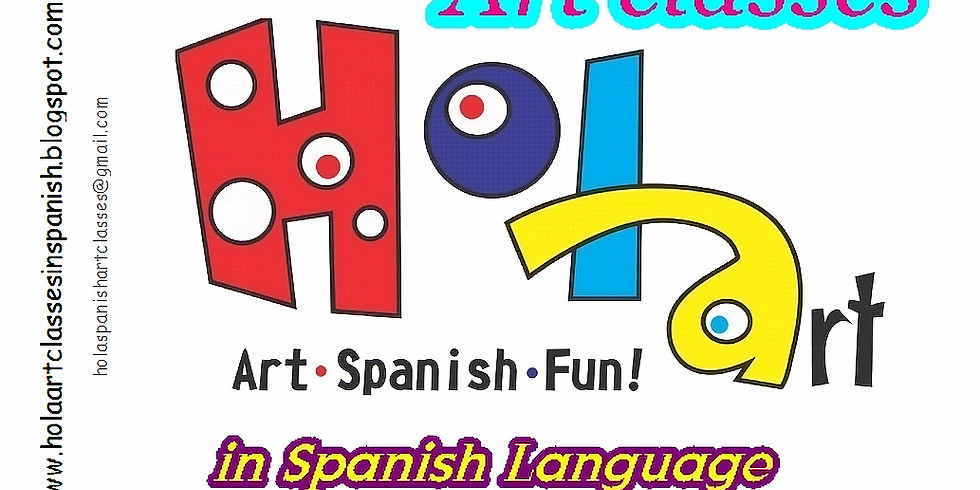 Art Classes for Children- Christmas Holidays 2020/ 2021