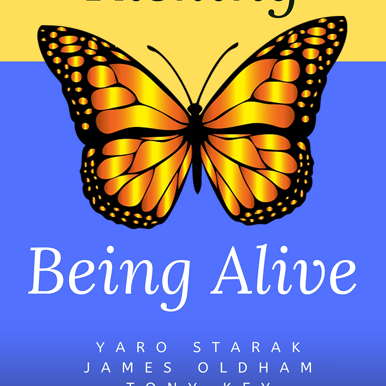 ORDER THE BOOK - RISKING BEING ALIVE
