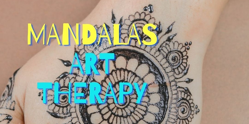 Mandalas  Art Therapy a Gestalt Approach