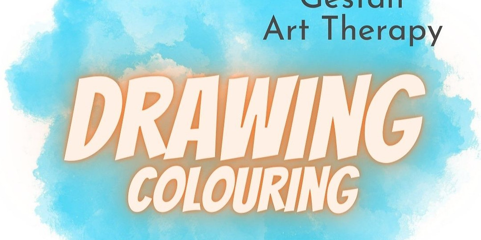Drawing and Coloring Art Therapy a Gestalt approach