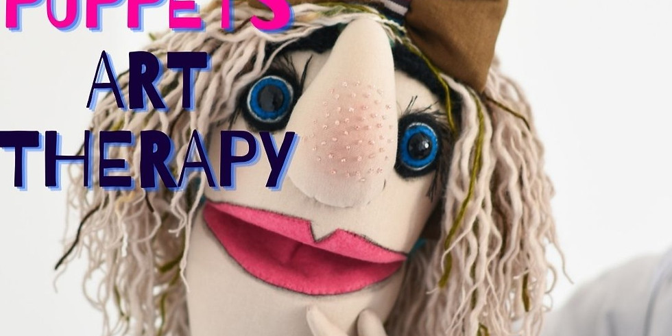 Puppets  Art Therapy CAT© a Gestalt Approach