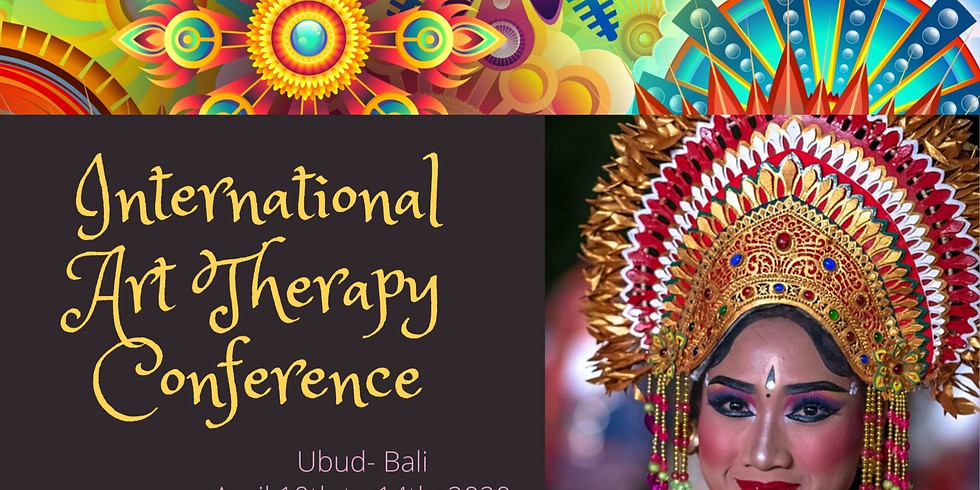 Cancelled Event- International ART THERAPY CONFERENCE BALI 2020