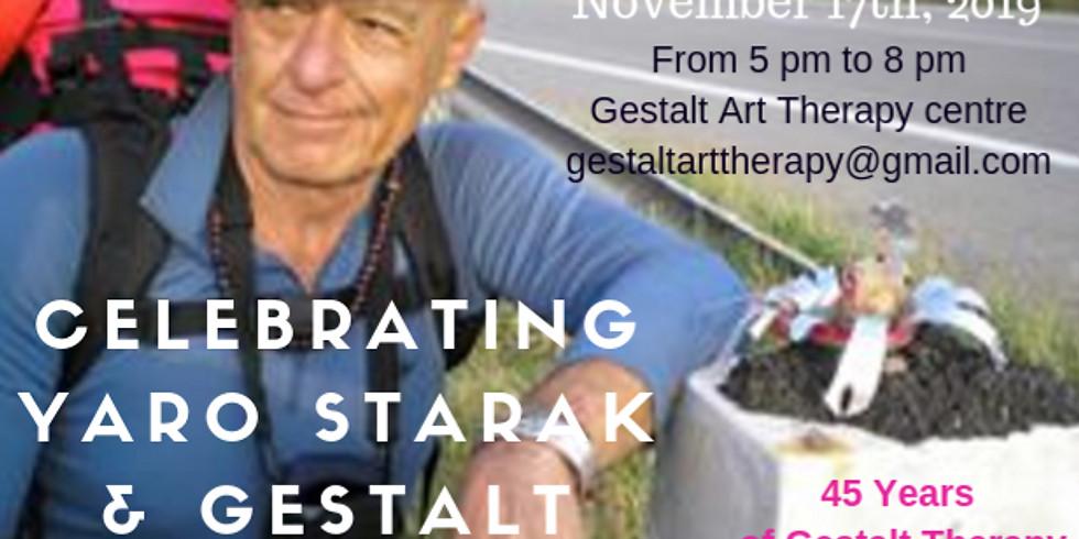 Free Event- Celebration of Yaro Starak 45 years of Gestalt Therapy Practice