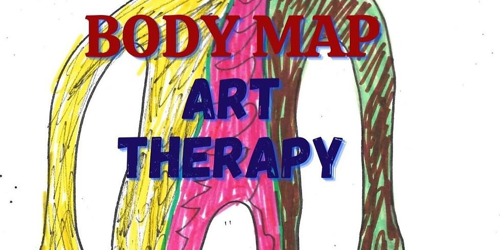 Body Map Art Therapy CAT© a Gestalt Approach