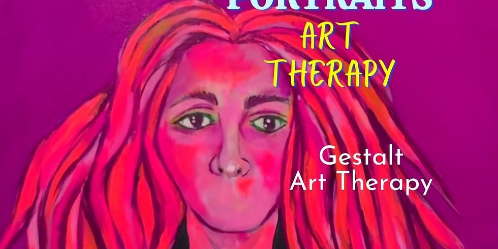 Portraits Art Therapy CAT© a Gestalt Approach