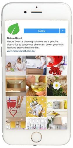 NatureDirectSocialFeed
