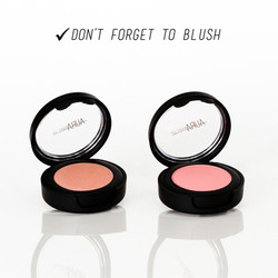 beauty goals blush