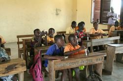 Dwere & Gomboi School, Ghana