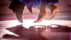 Pieds danseurs, chaussures standard