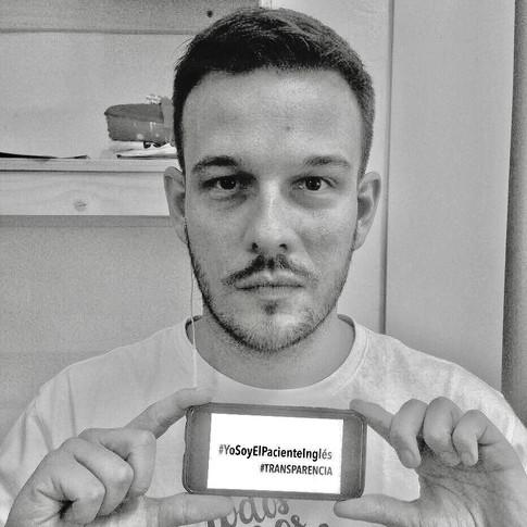 Luis Larraín activista candidato diputado Chile ingeniero civil fundación iguales ong paciente inglés