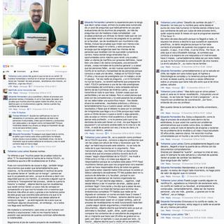 comentarios ong el paciente inglés opiniones críticas revalidación proceso reválida fouch facultad odontología universidad chile homologación convalidación título extranjero cirujano dentista odontólogo internacional dental migración inmigrante comisión examen prueba eduardo fernández