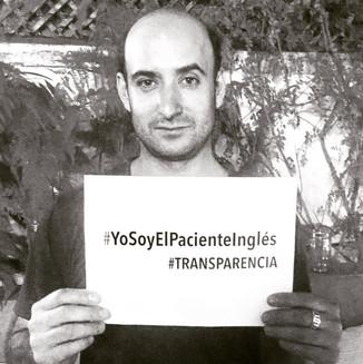 #YoSoyElPacienteInglés #TodosSomosElPacienteInglés  Campaña por un proceso de revalidación transparente, justo y responsable. Calidad en salud.  Revalidar Título Odontología Dentista Extranjero Chile