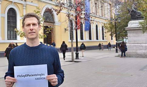 Diego Jazanovich odontólogo profesor de inglés director ejecutivo ONG El Paciente Inglés