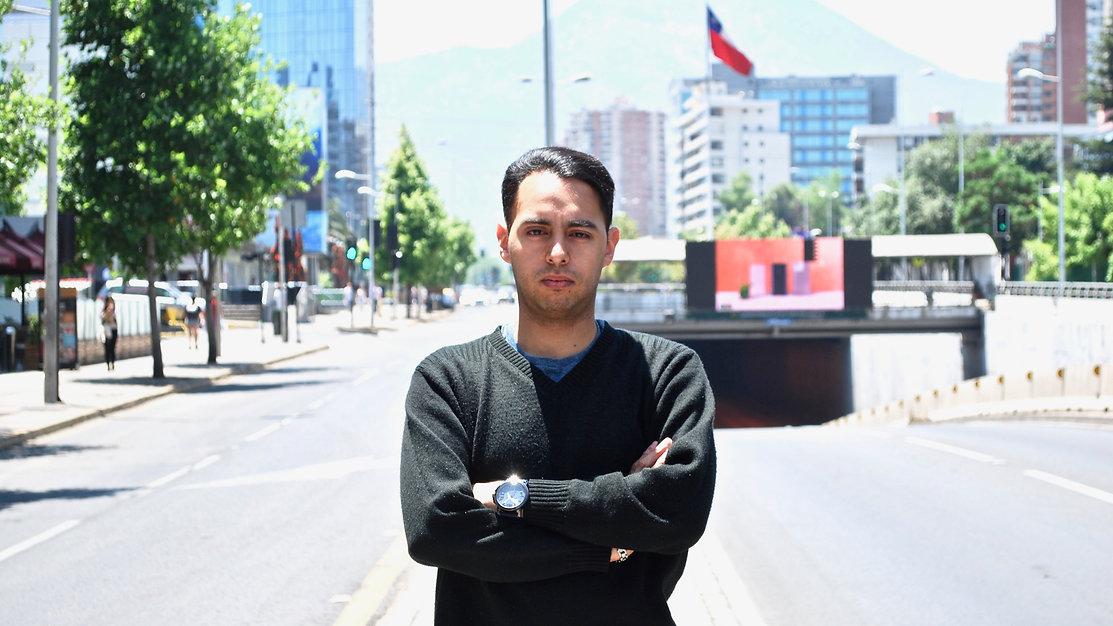 Alejandro Velasco Un Wey Weón entrevista ONG El Paciente Inglés